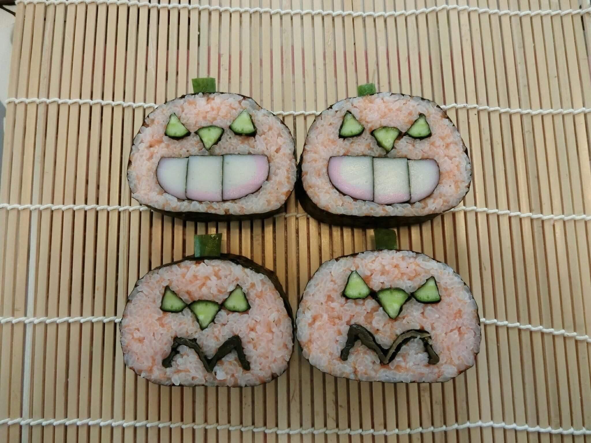 Art Sushi Roll -Kazari Makizuzhi-