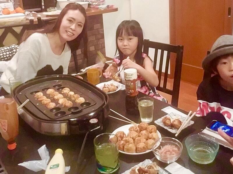 Takoyaki Lunch Party!