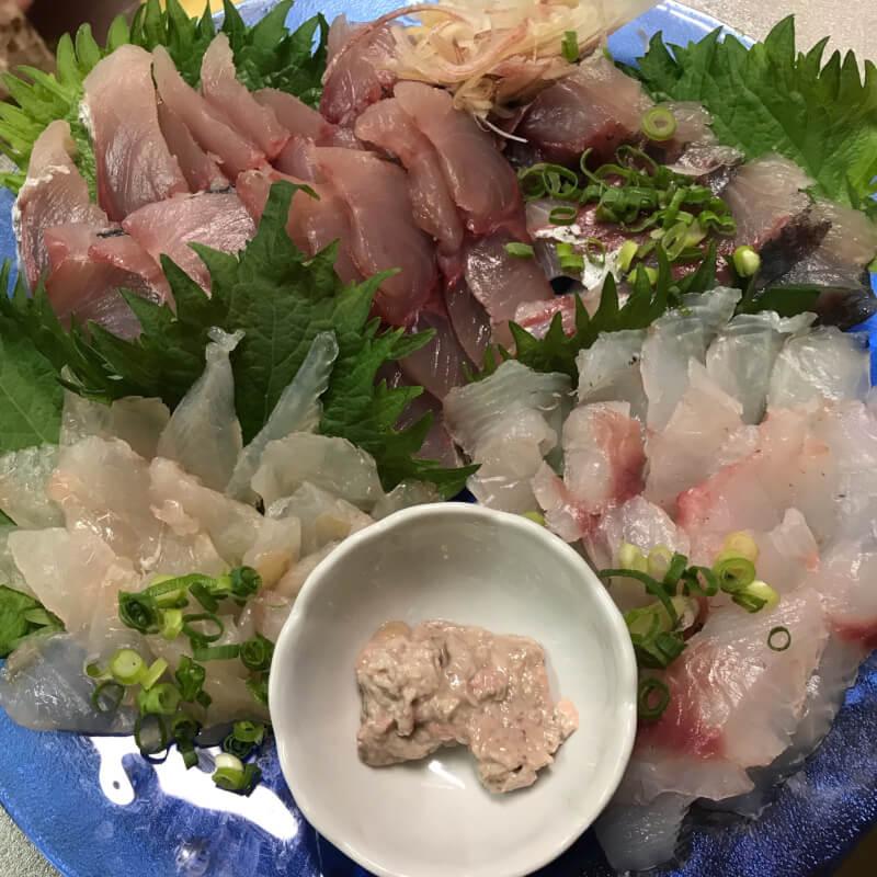 Minamisanriku fresh fish cooking‼︎