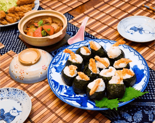 Nagoya style home cooking classics