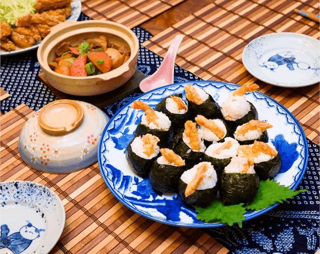 Nagoya Style home cooking