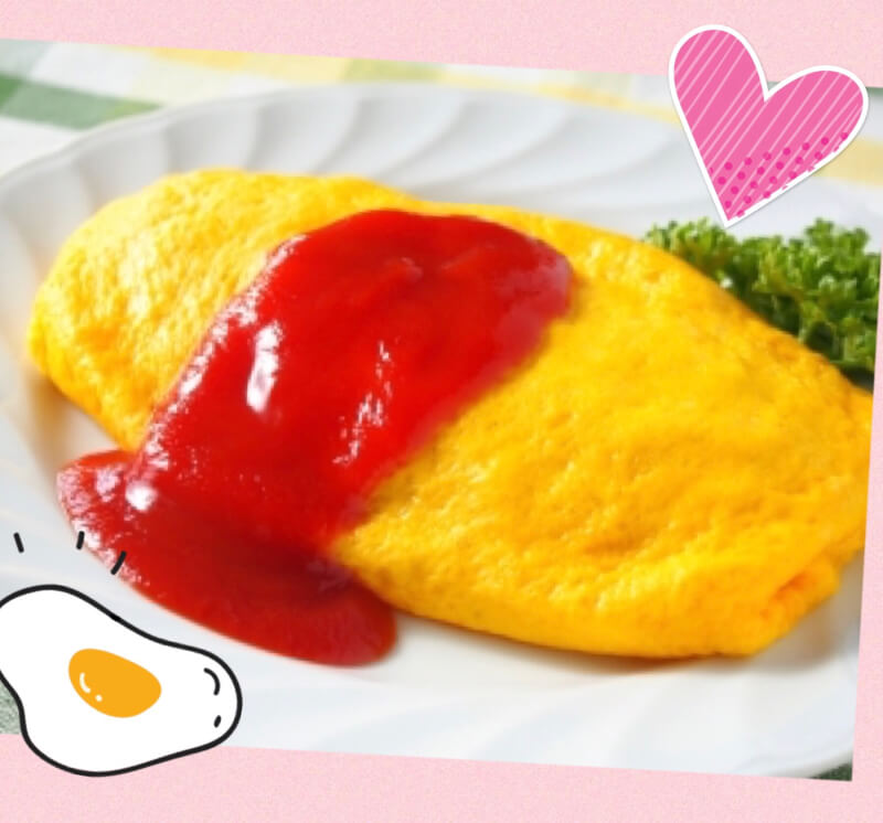 ★Let's make 『Omurice』★