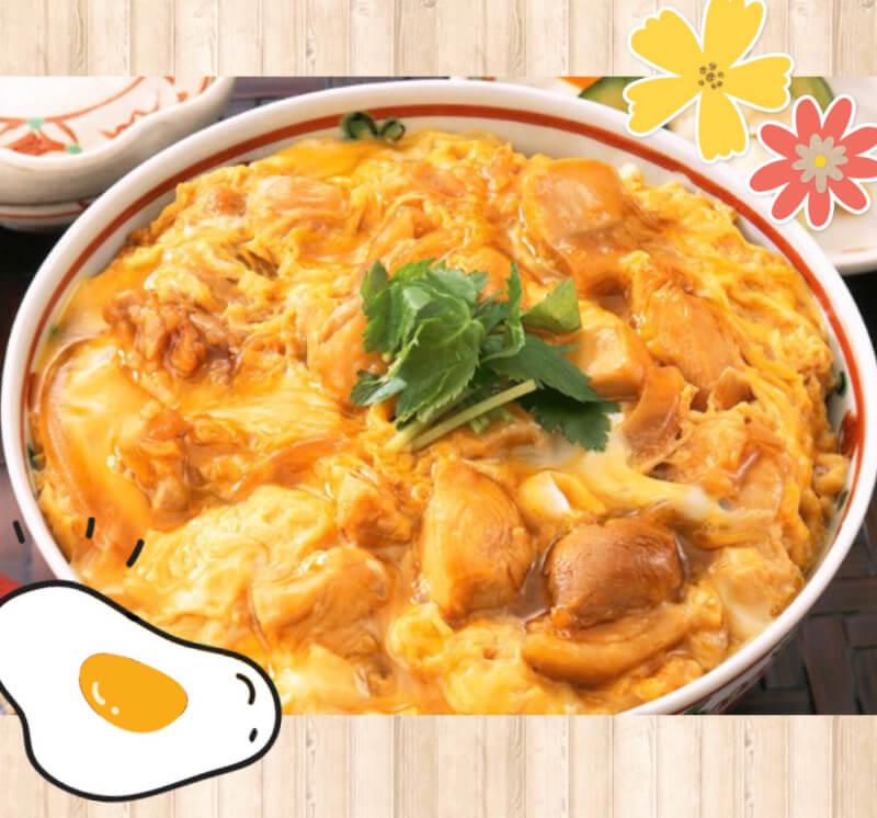 ★Japanese popular bowl 『Oyakodon』★