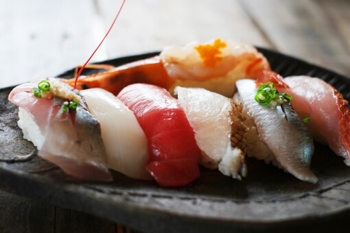【Group】Sushi main and others 