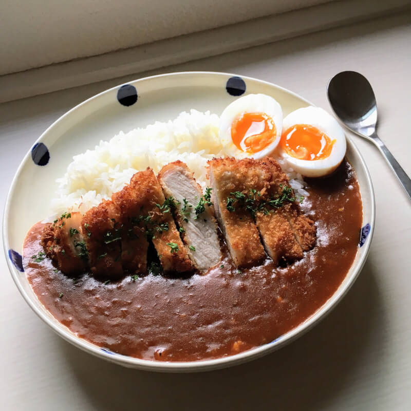 """Katsu curry"", Pork cutlet curry / Private class"