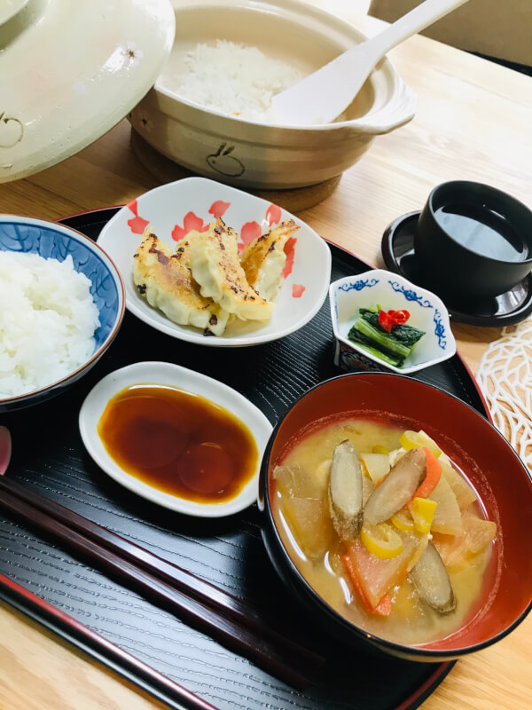【Meat or Vegetarian】Gyoza (Japanese Dumplings) Cooking Class From a Chef