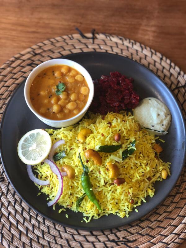 Ayurveda Cooking class