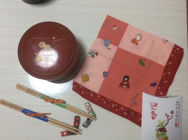 Thank you gift as good memory
