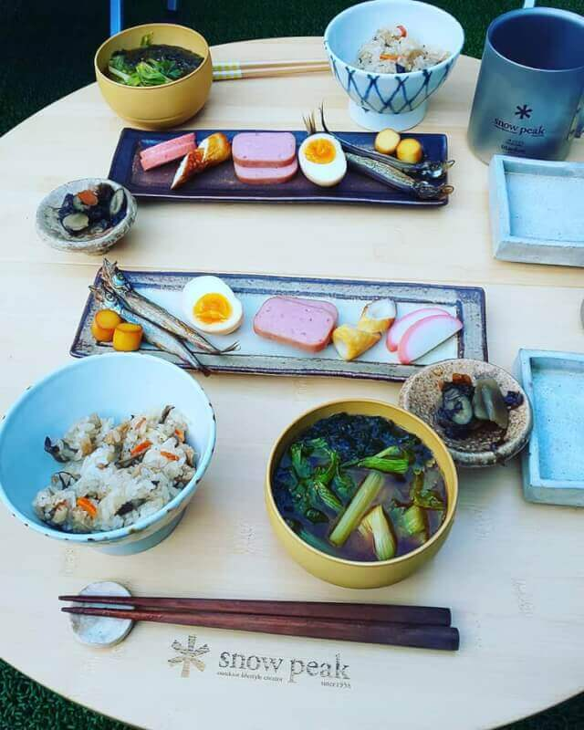 Let's Enjoy Japanese Home-Style Cooking!
