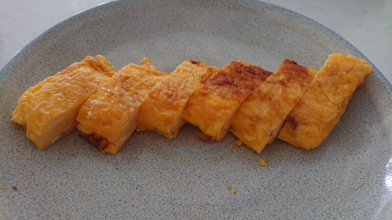 How to make a Atsuyaki tamago