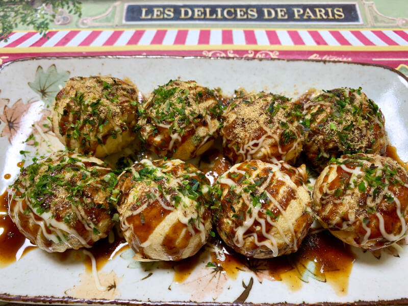 【Takoyaki】