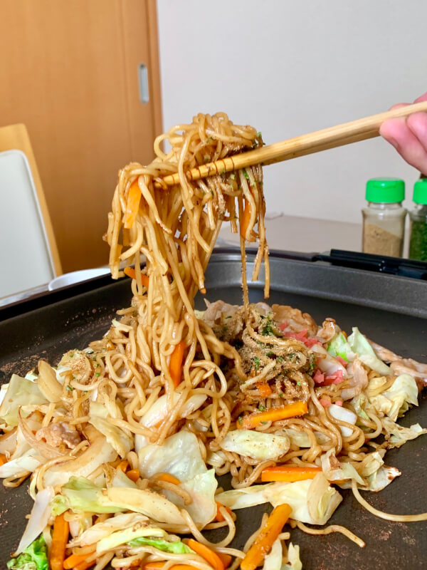 【Yakisoba】