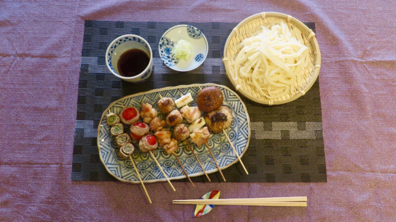 Handmade Udon 
