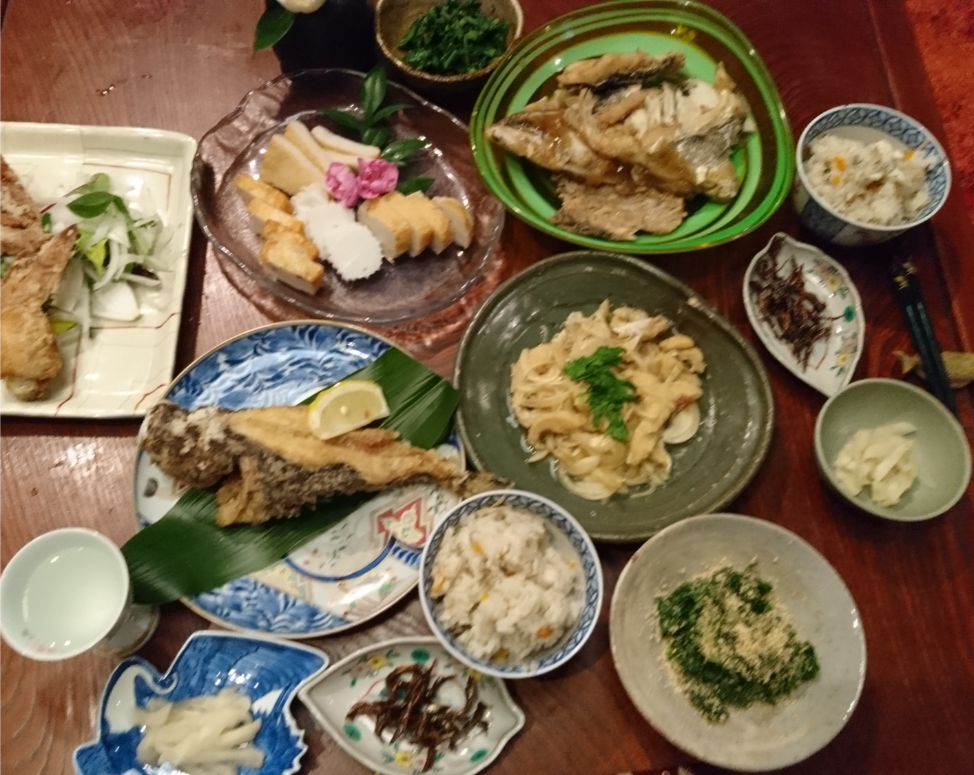 Japanese Local Food