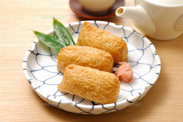 Homemade  Inarizushi