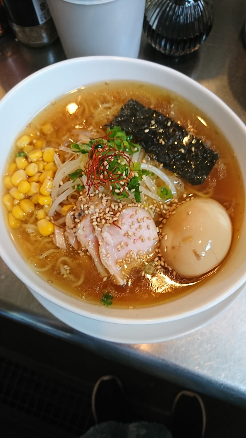 Make your chicken Ramen within 1 hour in Odawara!