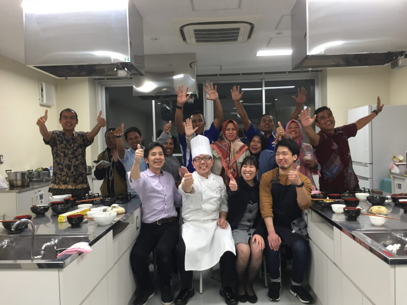 Know the heart of Japan! Cooking class that masters Japanese cuisine on the royal road!