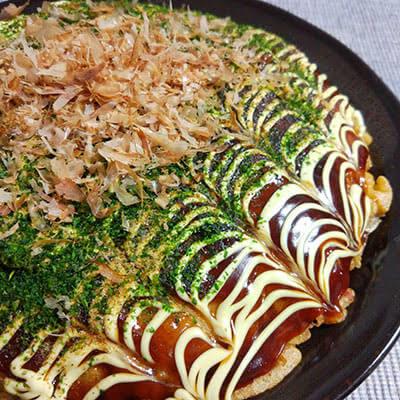 Okonomiyaki in Tokyo near HANEDA airport and Shinagawa sta