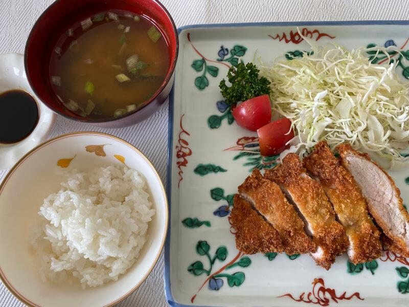 Tonkatsu Japanese sauce dish representative