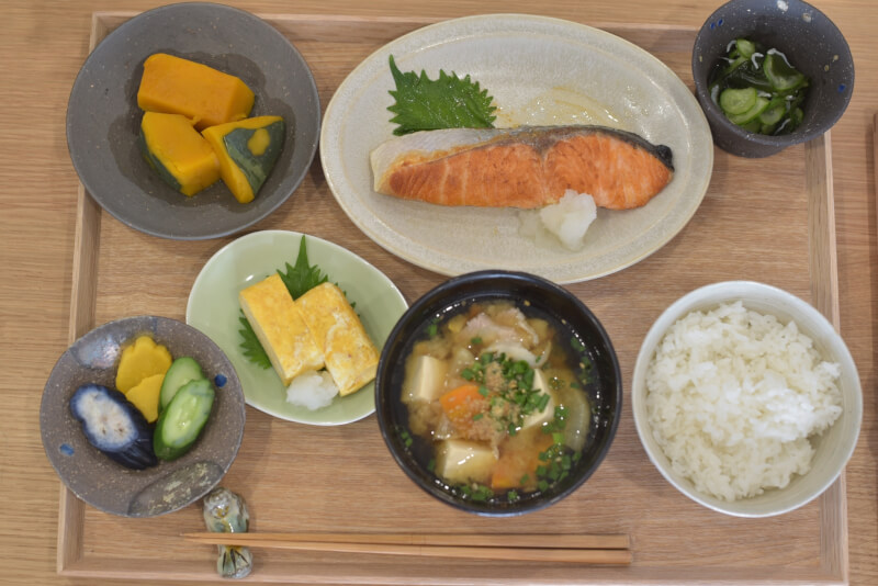 Japanese Teisyoku (choose main dish)