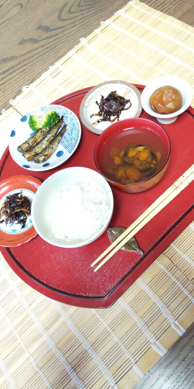 Cook your own Japanese Local food .