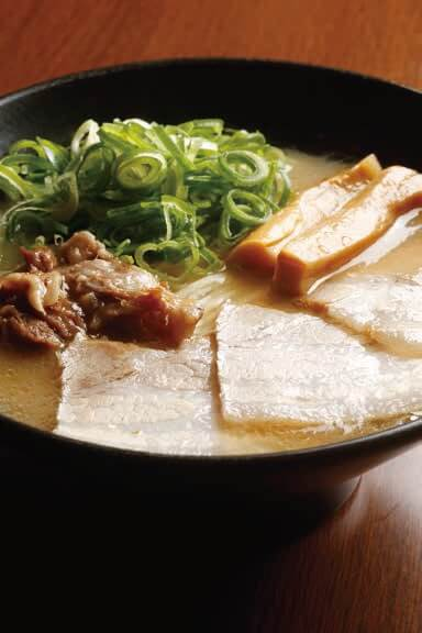 Musoshin Ramen Noodle Workshop in Gion Kyoto City!