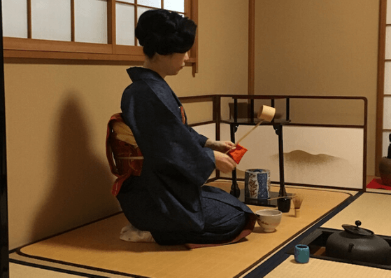 From 7am-  Tea Ceremony and Japanese Morning Dishes at Kyoto, nearby Ginkakuji Temple