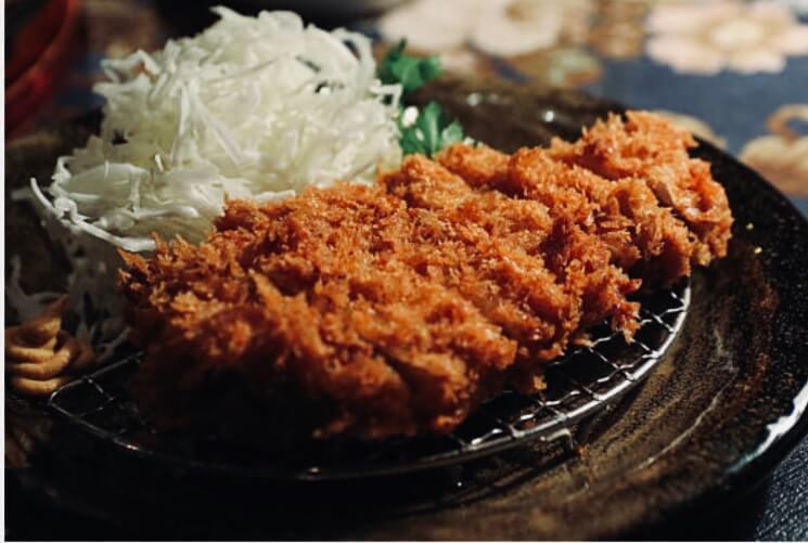 "Crispy Pork Cutlet ""TONKATSU"" Dinner or Lunch Set"