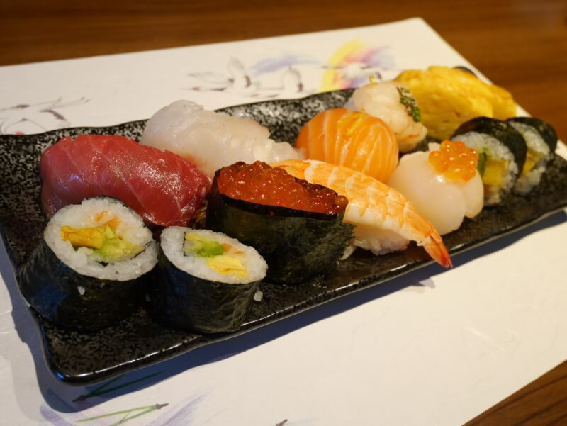 Make Your Own Sushi from Scratch! Sushi Cooking Class at Shibuya