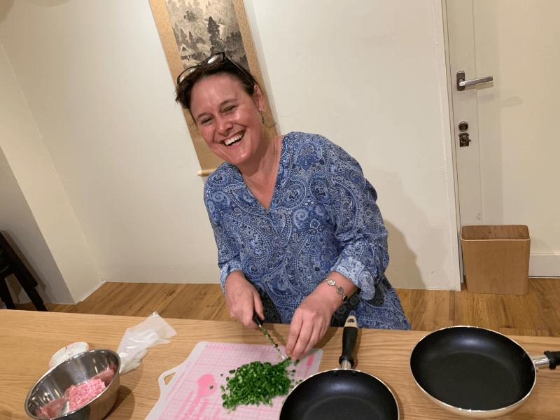 Gyoza & Ramen making for Vegan &Vegetarian
