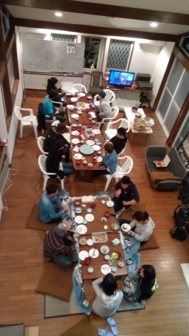 Hand made Okonomiyaki