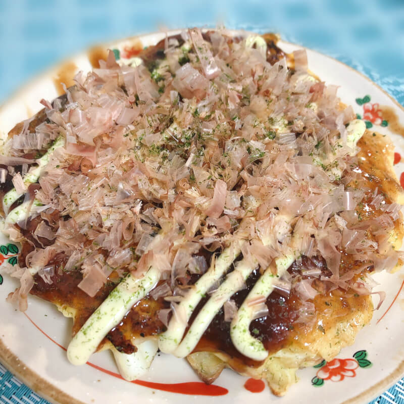 Okonomiyaki and Yakisoba class in Osaka