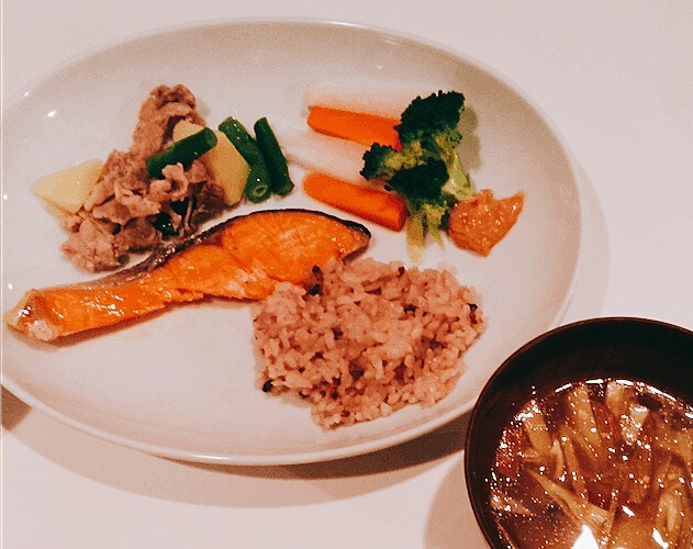Daily Japanese Oneplate Dish