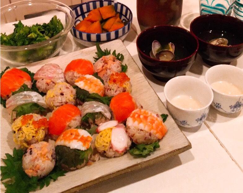 Temari Sushi Making Class