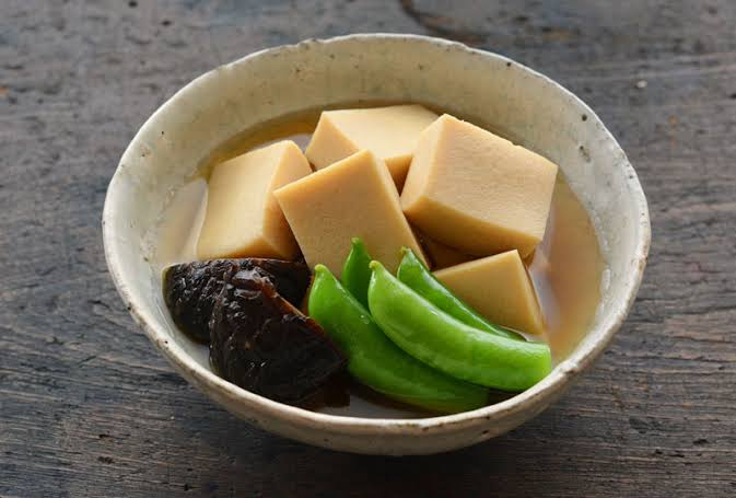 Nimono(Healthy Japanese Boiled Dishes)