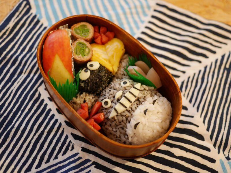 Totoro Charaben (Bento Box)