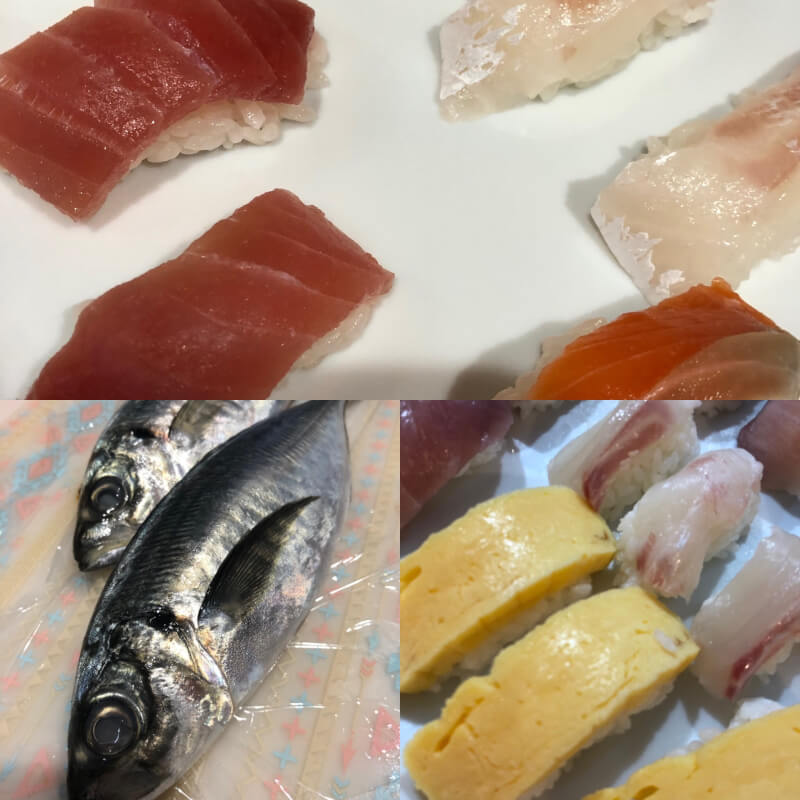 Traditional Sushi Making Class