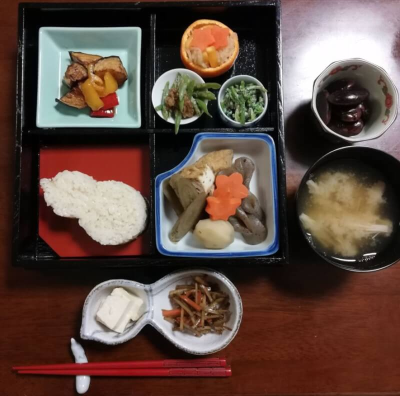 WASHOKU: Healthy & well balanced cooking lesson for lunch and dinner