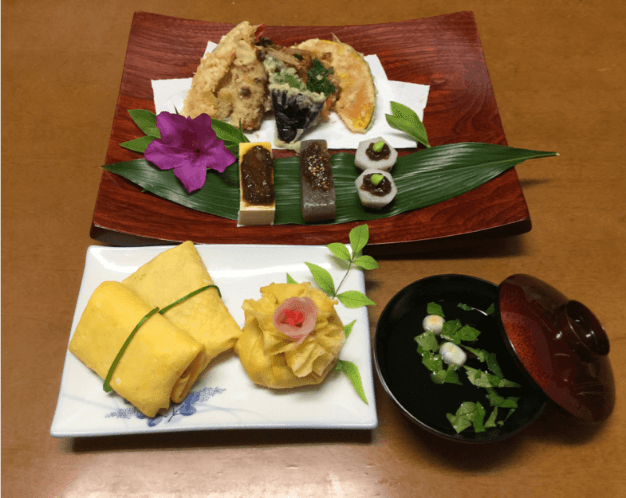 Tempura and Cute Sushi - Class