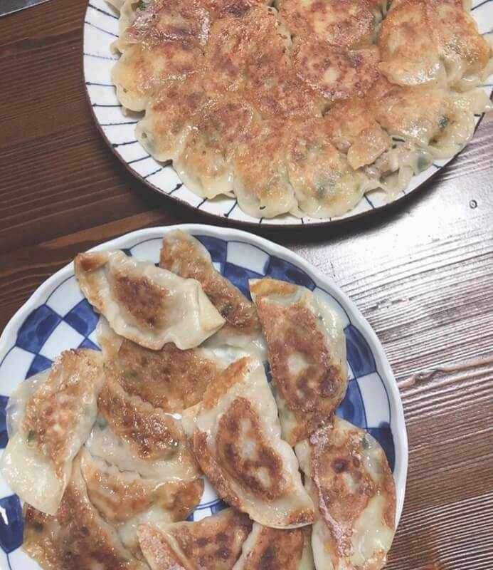 Delicious gyoza class to learn in Kobe