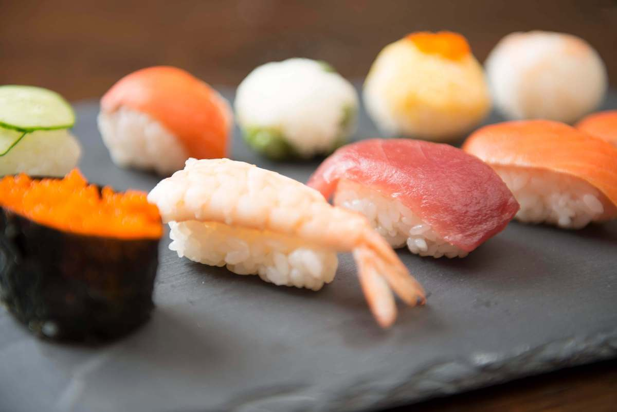 Let's make your own sushi!