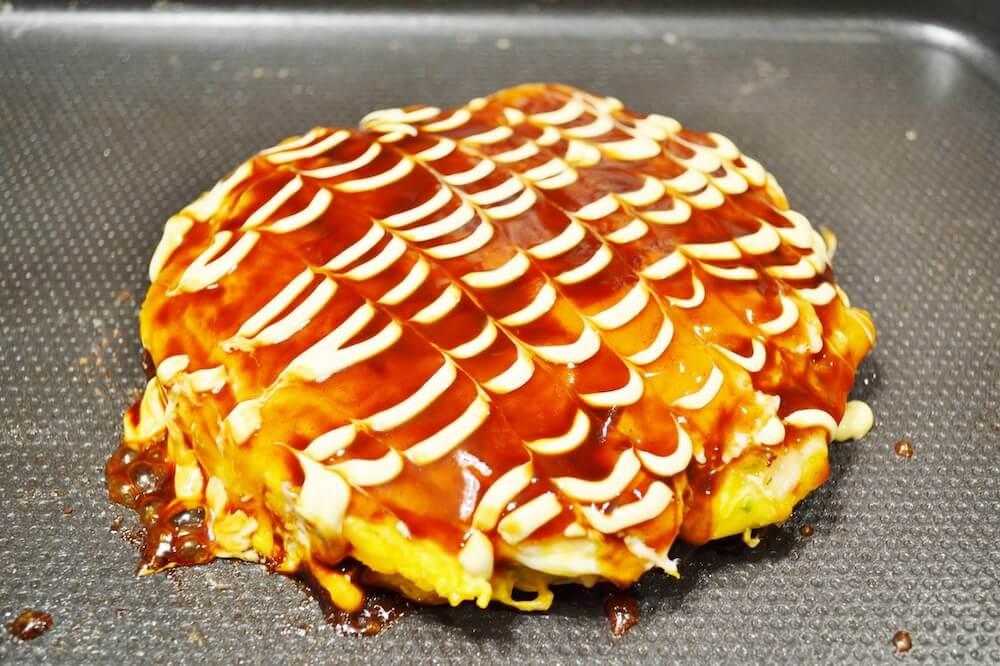 Okonomiyaki Party!!