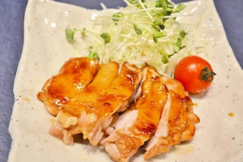 Teriyaki Chicken Plates