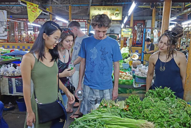 We Love Green - Vegan & Vegetarian Thai Cooking Class in Chiang Mai