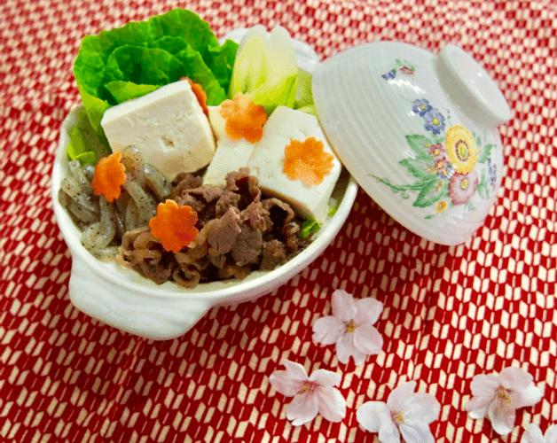 Boiled SUKIYAKI