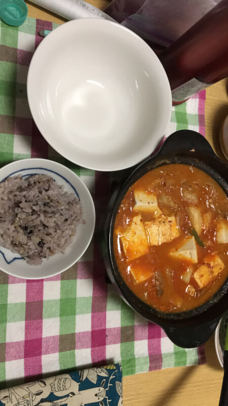 Let's try Japanese home cooking