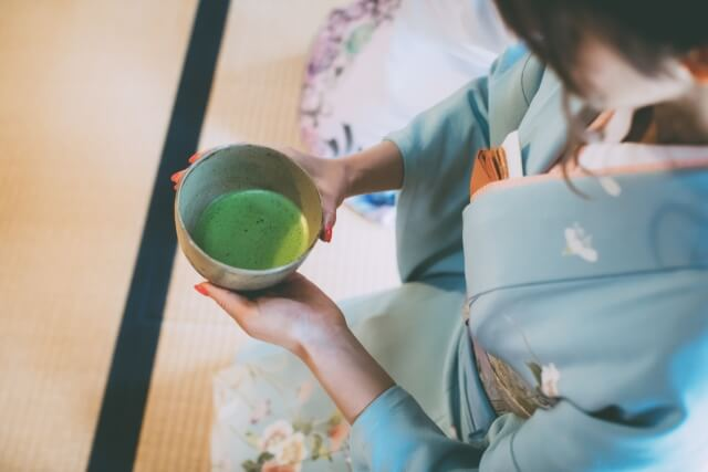 Let's enjoy WAGASHI & TEA CEREMONY at Nishigamo in KYOTO 'Japanese sweets & Japanese tea'(TYPE C)