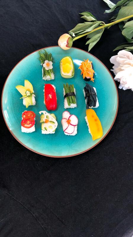 Online Vegan Sushi