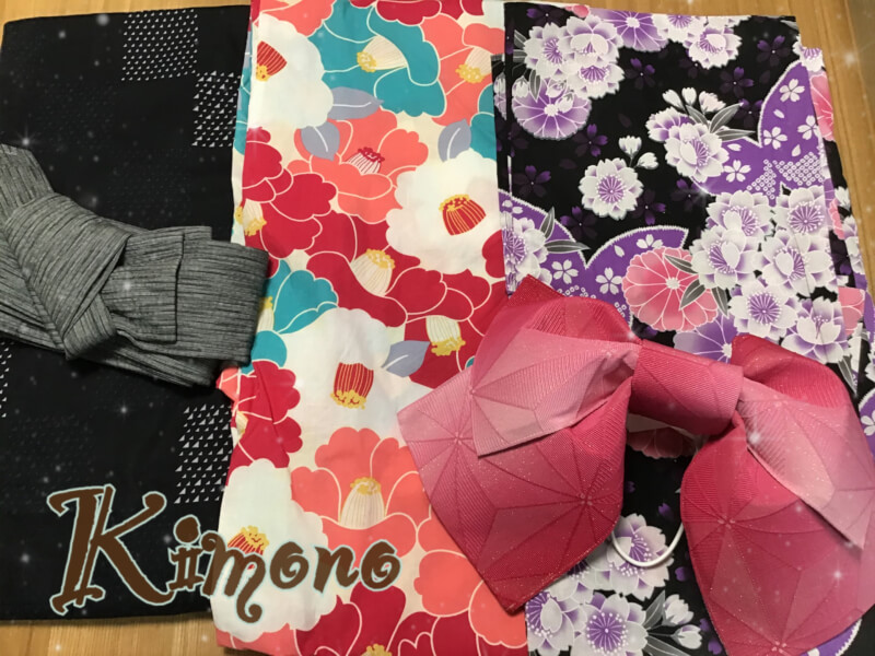 Wear the Kimono