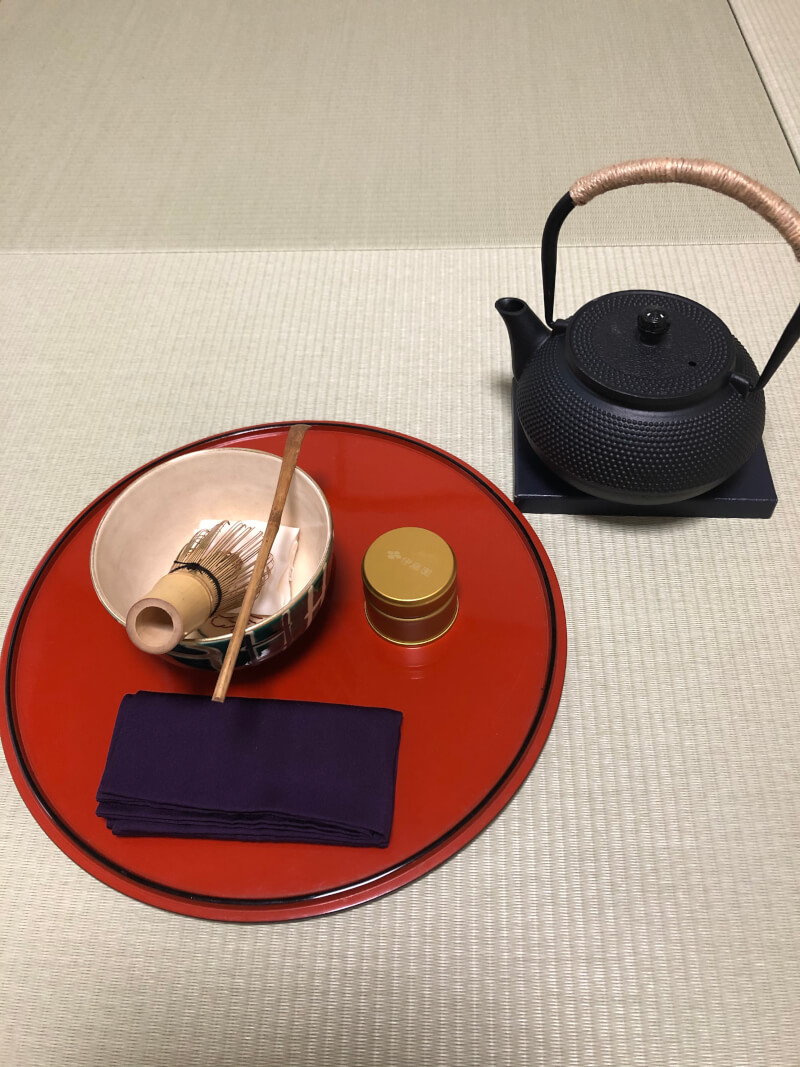 (Matcha experience)